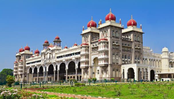 Beauty Of Karnataka And Tamil Nadu