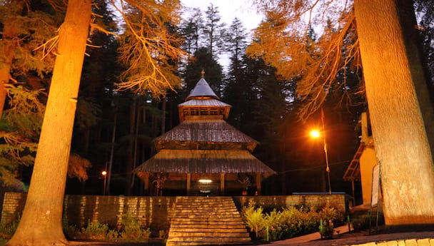 Manali Tour Package!