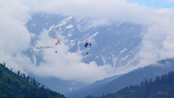 Manali & Shimla: Relaxed Tour