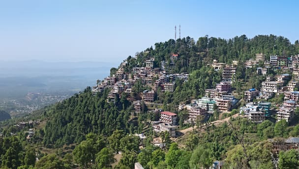Escape to Kangra & Dharamshala