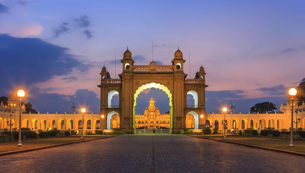 Charming Mysore in 2 Nights-Deluxe