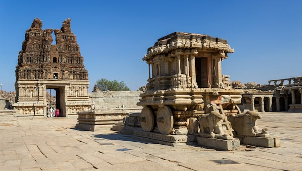 Intriguing Heritage of Hampi in 2 Nights- Standard