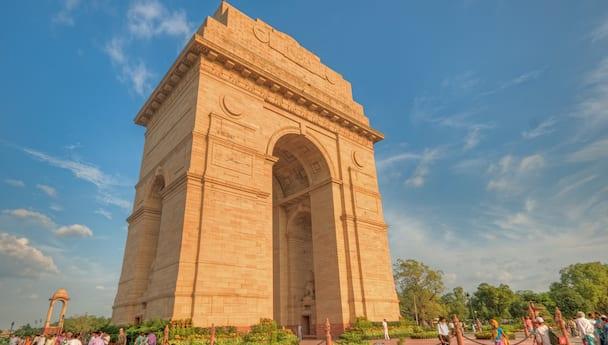 Alluring Agra & Delhi Tour