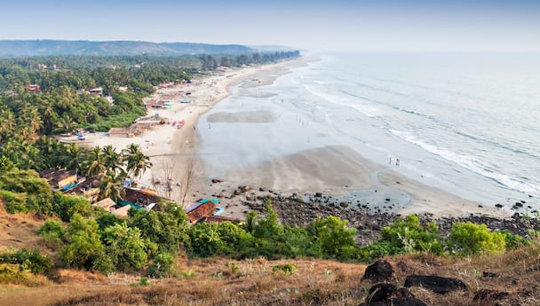 Enjoy 2-Night Goa Break