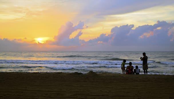 Pondicherry with Aurobindo Ashram - Ex Bangalore