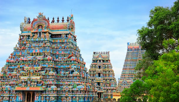 Temple Tour - Tamil Nadu