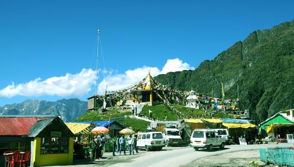 Astounding Manali