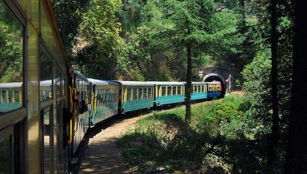 Romantic Himalayas- Shimla & Manali