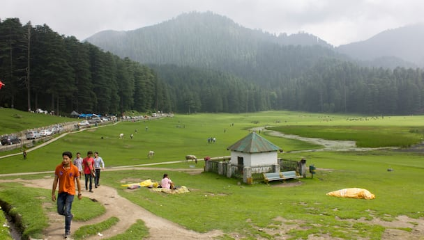 Himachal Charm- Dalhousie and Dharamshala 5N/6D with Flight
