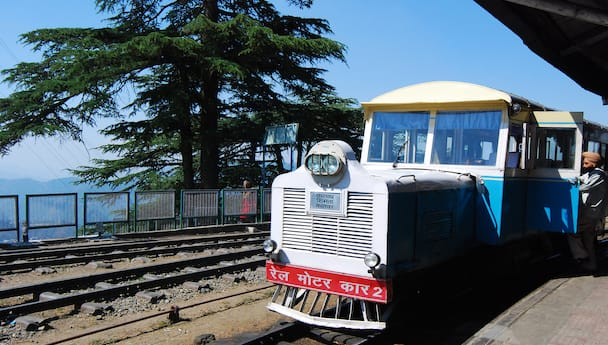 Scenic Shimla and Manali Land Only