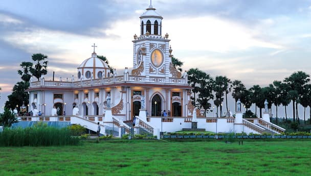 Peaceful Pondicherry & Aurobindo Ashram : Ex Chennai (Standard)