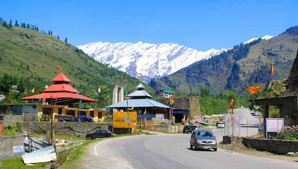 Manali Volvo Package - Winter Special