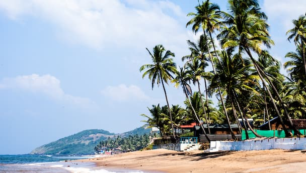Affectionate Goa - The Land Of Beaches
