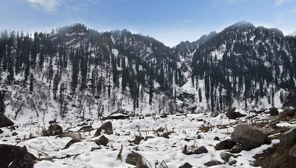 Snow Covered Manali Holiday Tour