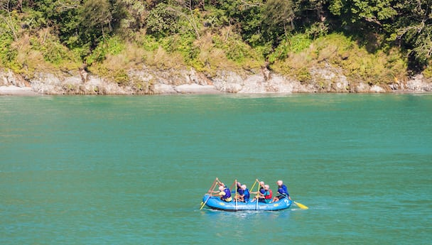 Rafting And Camping In Rishikesh!