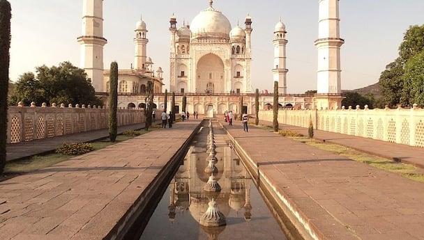 Mesmeric Sojourn To Aurangabad!
