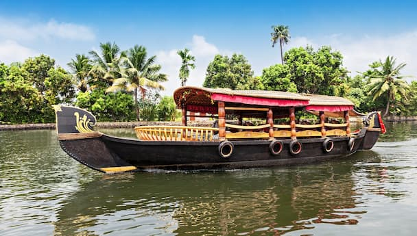 Majestic Kerala!