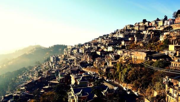 Extraordinary Himachal Land Only Ex Delhi