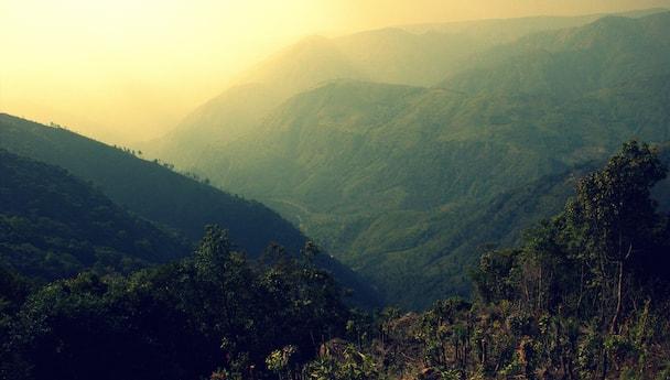 Heavenly Khasi Hills
