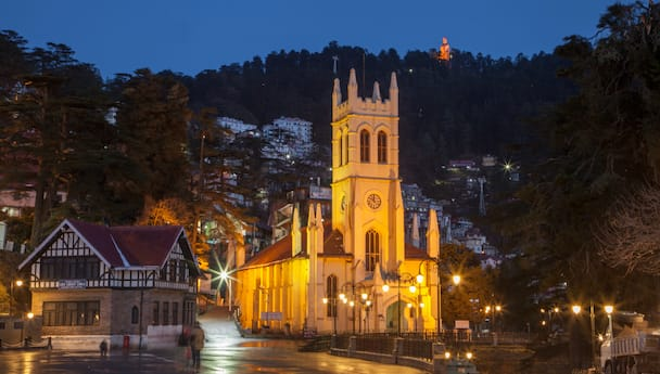 Lovely Shimla & Manali