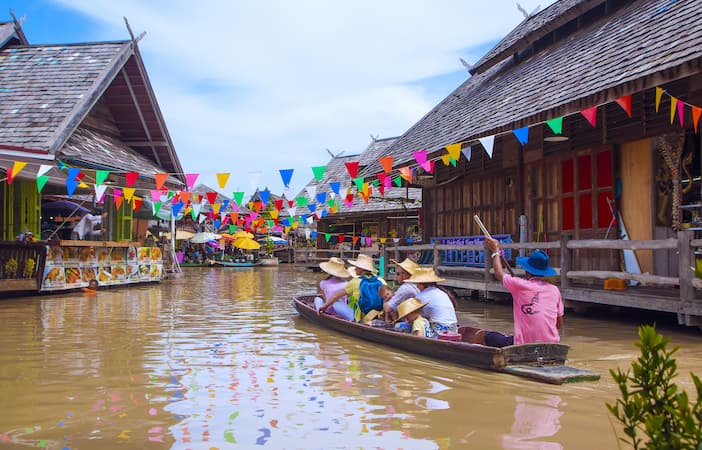 Bangkok Tour Packages, Book Bangkok Holiday Package at Best