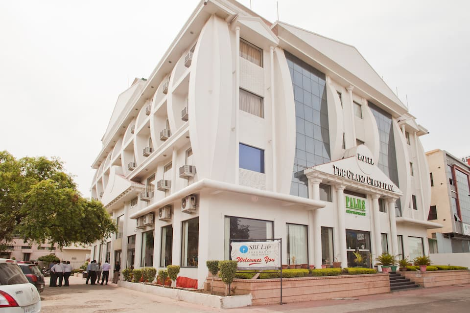 Hotel The Grand Chandiram, Jahalwar Road, Hotel The Grand Chandiram