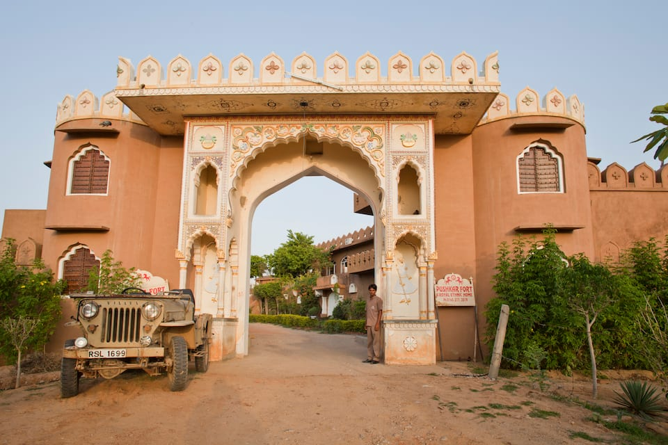 Pushkar Fort