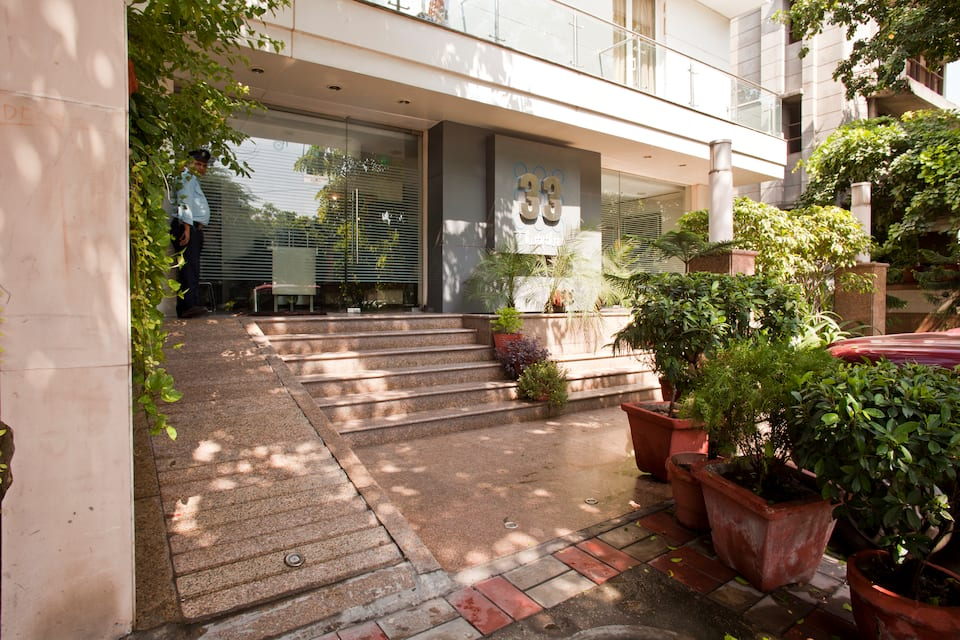 Thirty Three-The Boutique Hotel, South Delhi, Thirty Three-The Boutique Hotel