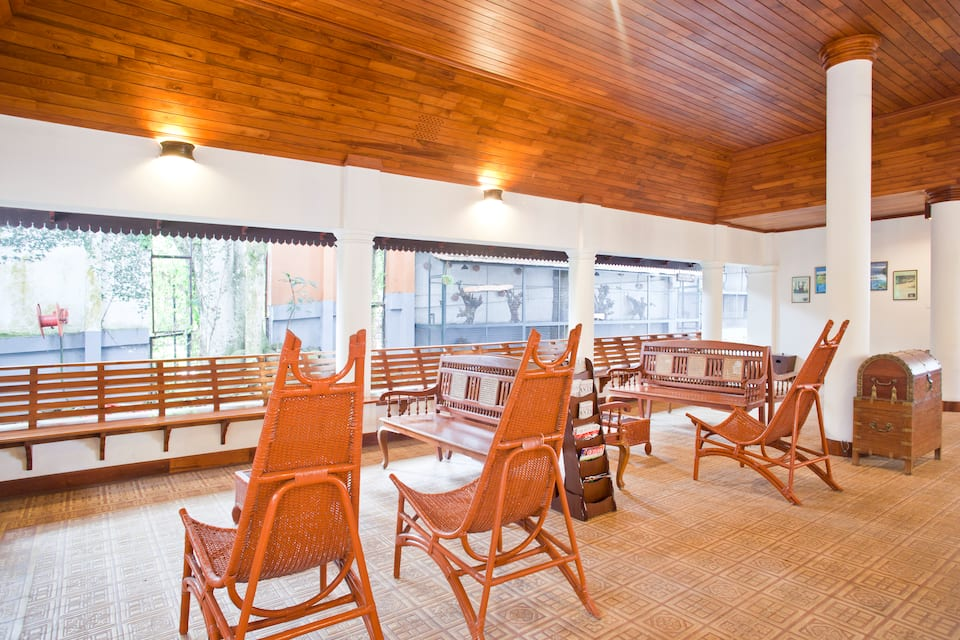 The Elephant Court, Thekkady P O, The Elephant Court
