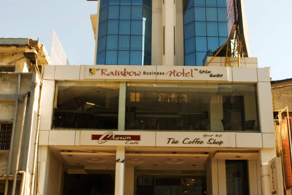 New Rainbow Business Hotel, Residency Road, New Rainbow Business Hotel