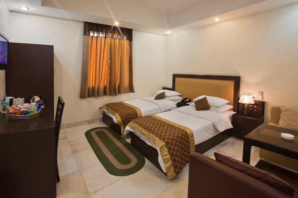 Hotel Kingston Park, Karol Bagh, Hotel Kingston Park