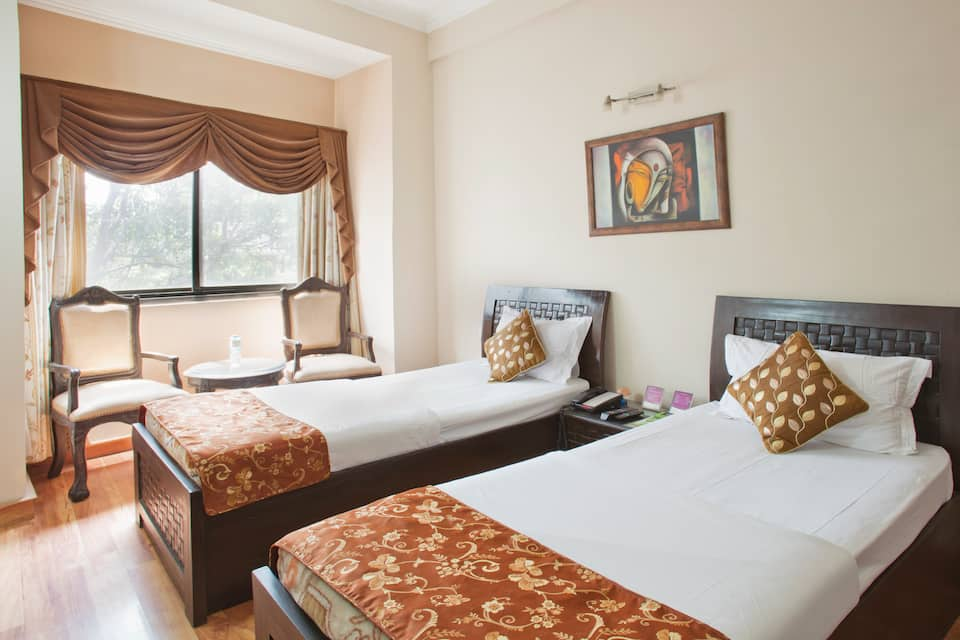Hotel Conclave Boutique, South Delhi, Treebo Conclave Riviera