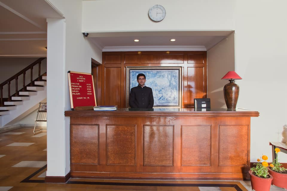 Hotel India Mussoorie, Picture Palace Road, The India at Big Bend