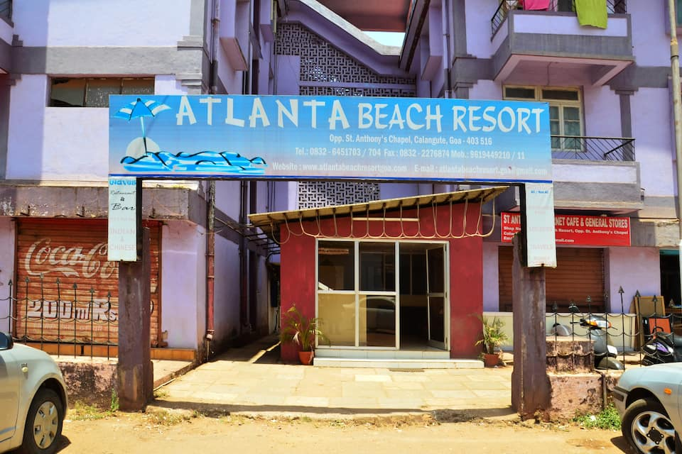 Atlanta Beach Resort, Calangute, Atlanta Beach Resort