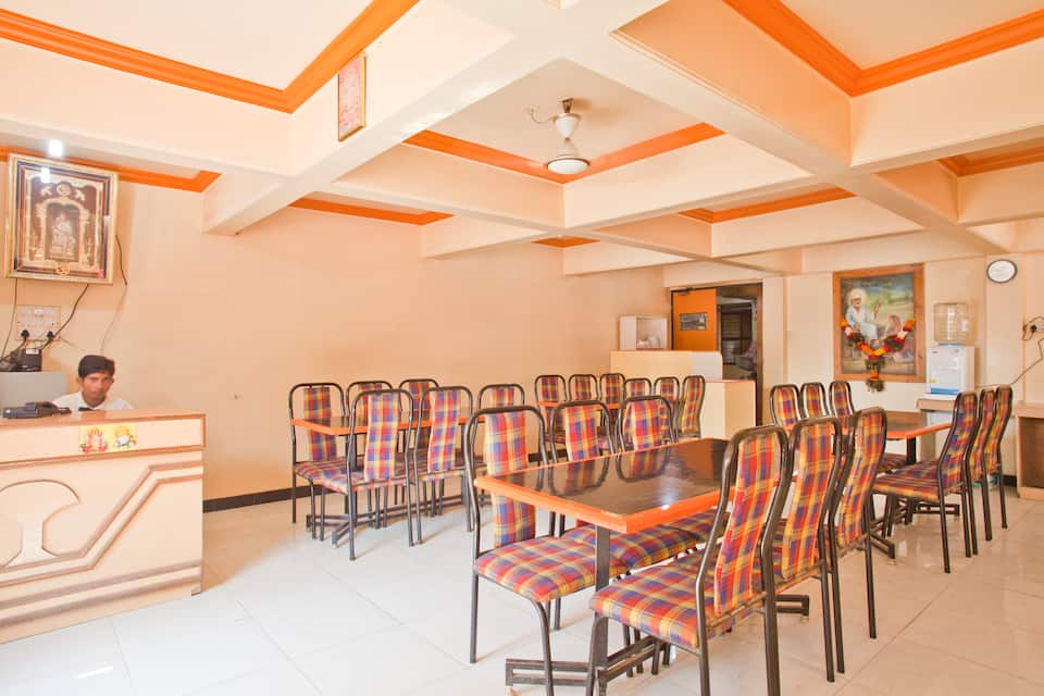 Saish Hotel, Pimpal Wadi Road, Saish Hotel