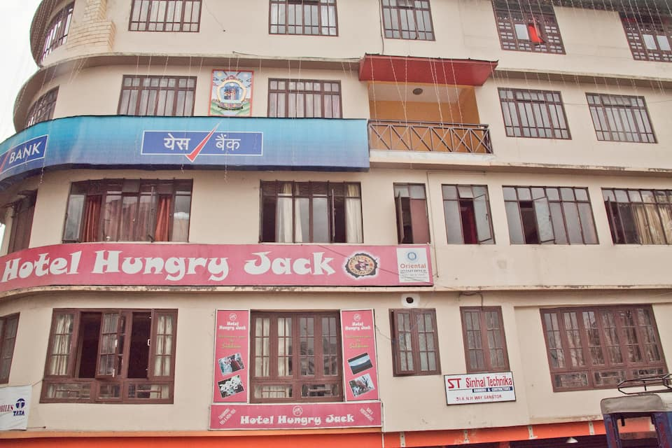 Hotel Hungry Jack, M G Road, Hotel Hungry Jack