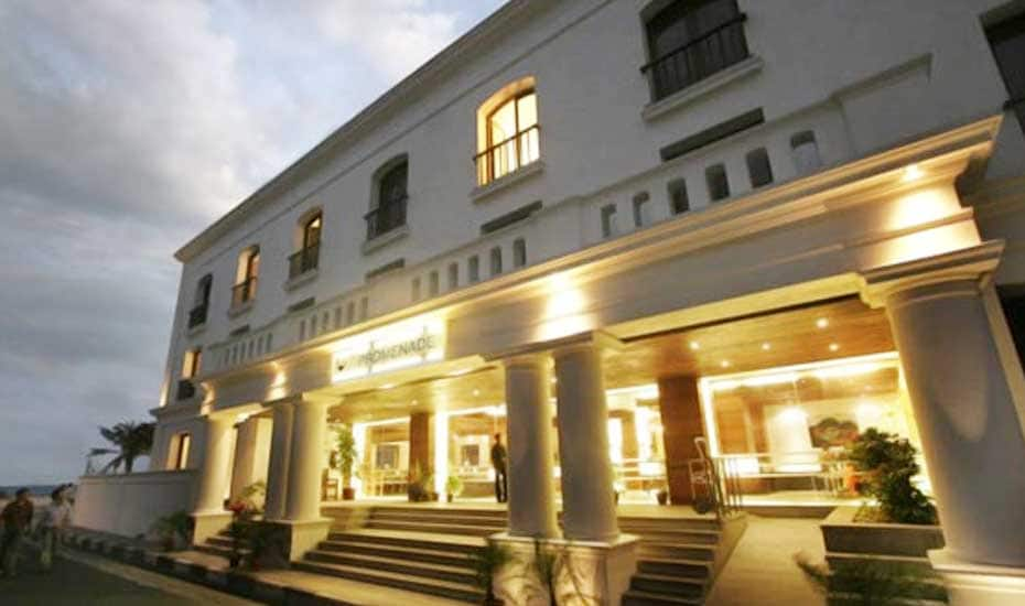 The Promenade - A Sarovar Hotel, Goubert Avenue, The Promenade - A Sarovar Hotel