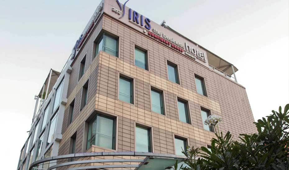 Iris - The Business Hotel and Spa, Brigade Road, Iris - The Business Hotel and Spa