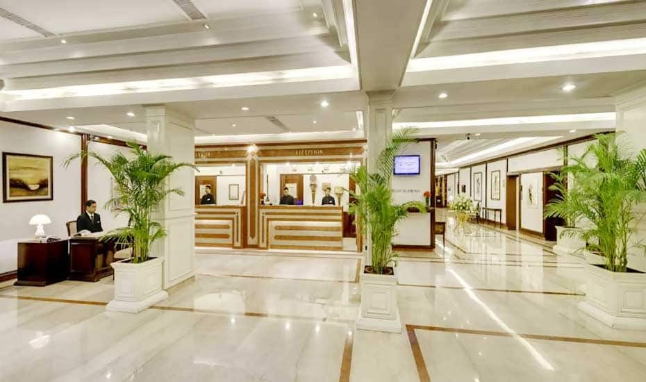 Hotel Hindusthan International Kolkata, A J C Bose Road, Hotel Hindusthan International Kolkata