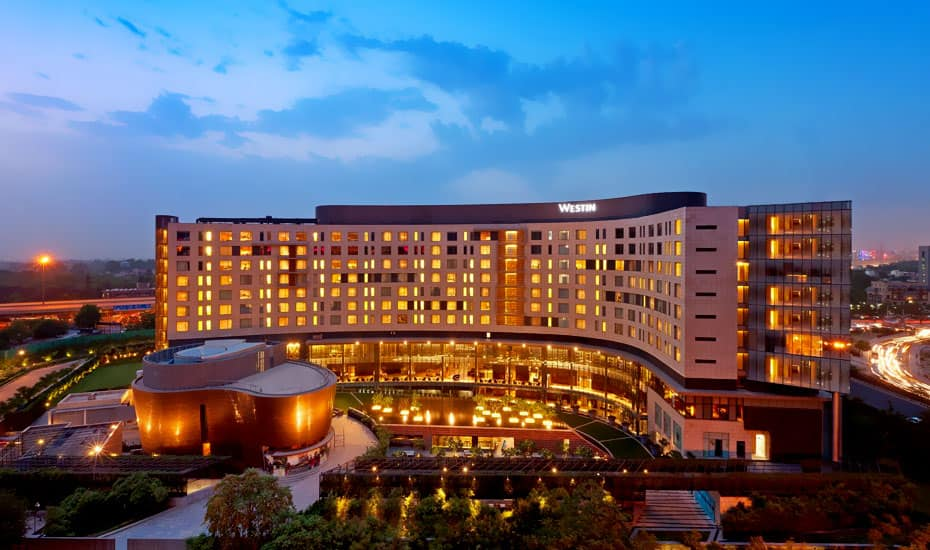 The Westin Gurgaon, Mehrauli Gurgaon Road, The Westin Gurgaon
