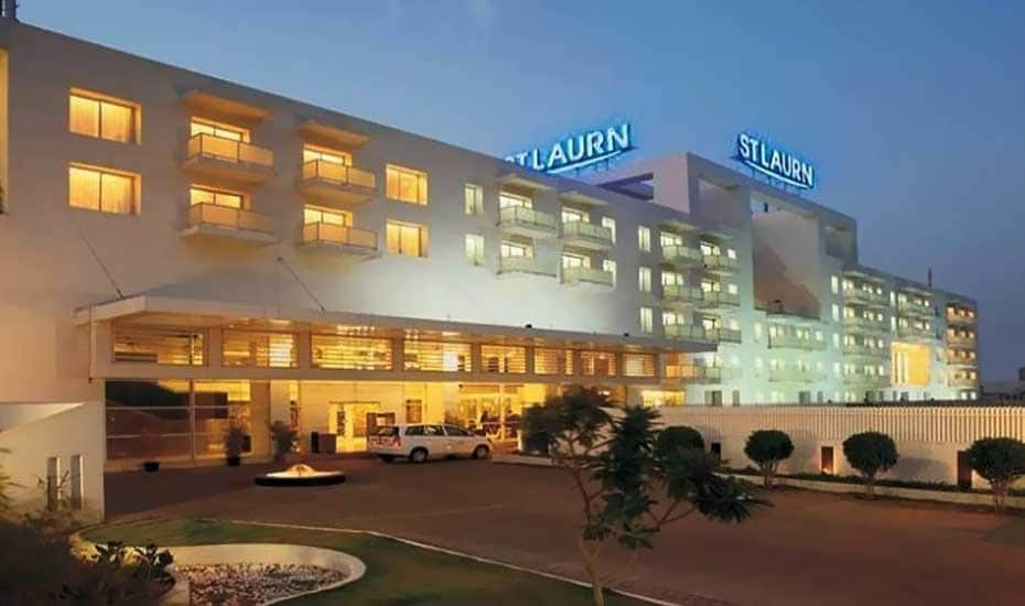St Laurn Suites