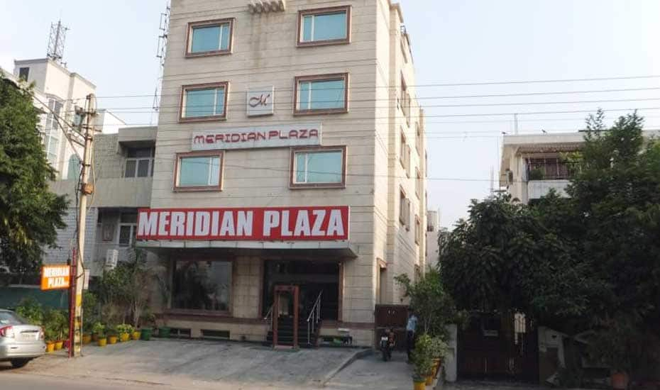 Hotel Meridian Plaza, South Delhi, Hotel Meridian Plaza
