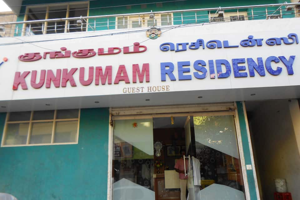 Kunkumam Residency, Mount Road, Kunkumam Residency