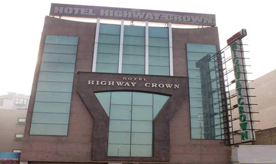 Highway Crown, Mahipalpur, Highway Crown