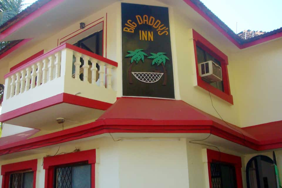 Big Daddy's Inn, Candolim, Big Daddy's Inn