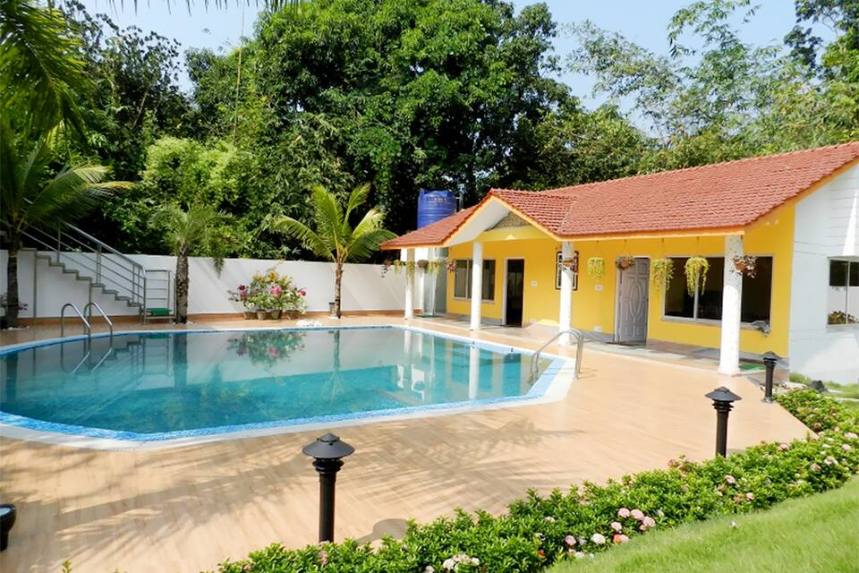 Maya's The Pool Side Villa, Howrah, TG Stays Howrah