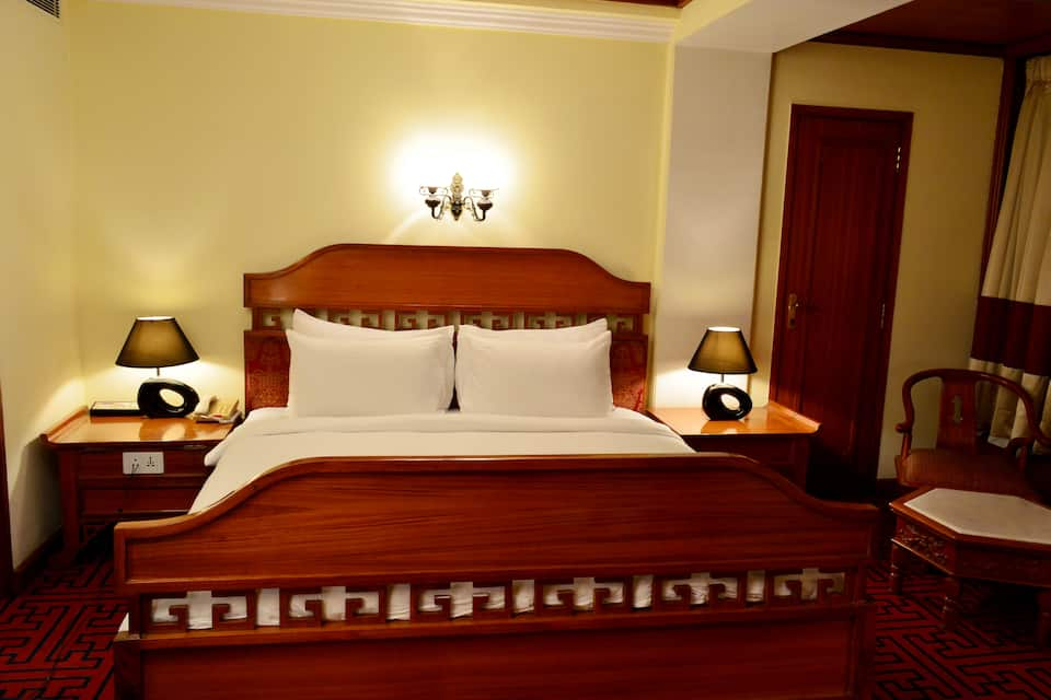 Maya Club Two Single Bed with Breakfast  Dinner