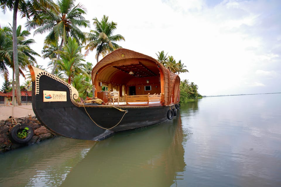 Paradise Resorts, Kumarakom South, Paradise Resorts