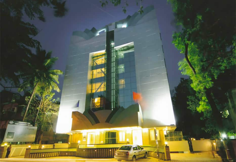 The Coronet Hotel, Deccan Gymkhana, The Coronet Hotel