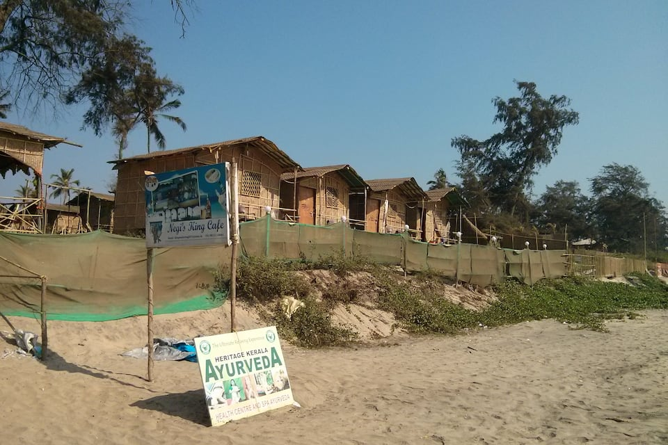 King Negis Cottages, Arambol, King Negis Cottages